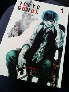 Tokyo Ghoul von Sui Ishida