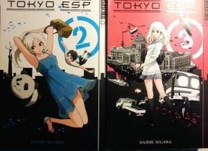Tokyo ESP Band 2 und 3; Hajime Segawa; Tokyopop
