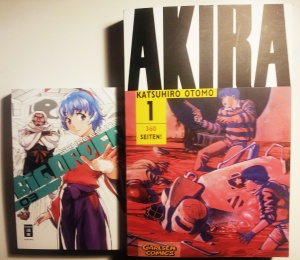 Big Order vs. Akira (Katsuhiro Otomo, Carlsen Comics)