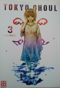Tokyo Ghoul Band 3; Sui Ishida; Kazé Manga