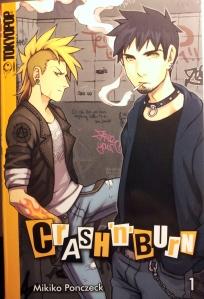 Crash 'n' Burn; Mikiko Ponczeck; Tokyopop