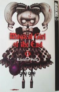 Cover Magical Girl of the End; Kentaro Sato; Tokyopop