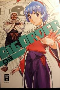 Big Order Band 3; Sakae Esuno; Egmont Manga