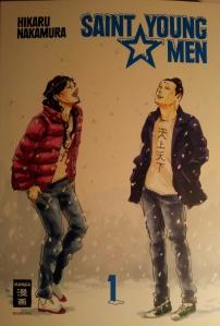 Saint Young Men; Hikaru Nakamura; Egmont Manga
