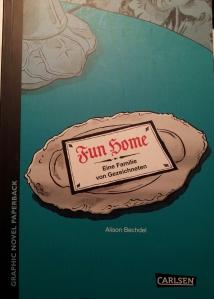 Fun Home - Eine Familie von Gezeichneten; Alison Bechdel; Carlsen Verlag