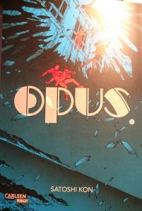 OPUS Teil 2; Satoshi Kon; Carlsen Manga