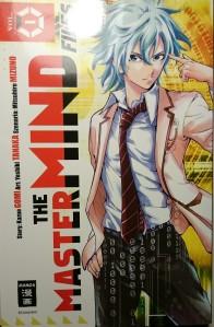 The Mastermind Files Band 1; Kazuo Gomi/Yoshiki Tanaka/Mitsuhiro Mizuno; Egmont Manga