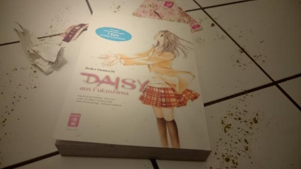 Cover Daisy aus Fukushima; Reiko Momochi; Egmont Manga