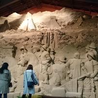 Beeindruckende Skulpturen