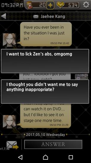 Gibt es solche Konversationen wirklich? o_o