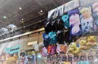 Japanische Popkultur verträgt sich gut ...