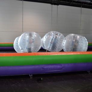 Bubble-Fußball xD